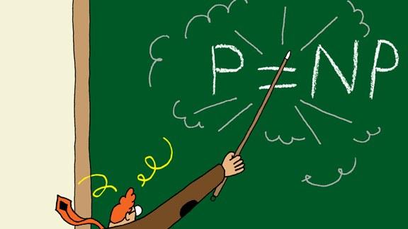 P和NP问题(P versus NP problem)